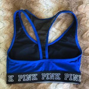 88bda3bc15904 PINK Victoria s Secret Other - Dodgers Sports Bra - PINK